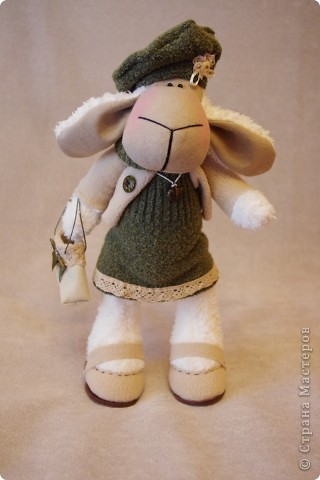 Модница-овечка фото 2