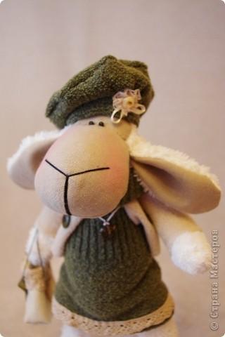 Модница-овечка фото 4