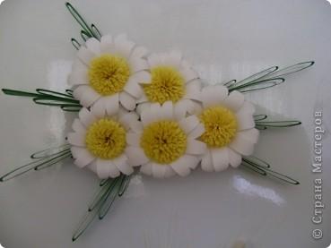 Мои магнитики на холодильник - это маленькие миниатюрки-повторюшки. Где что красивое увижу в Стране - стараюсь повторить в миниатюрках. В этих работах я уже использовала корейскую бумагу. фото 5
