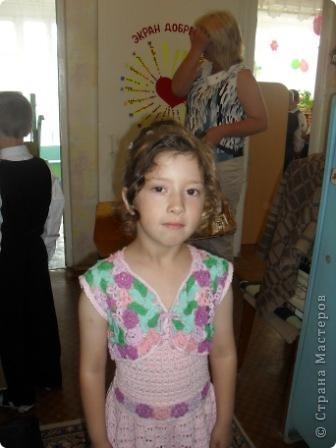 Платьице для дочки фото 1
