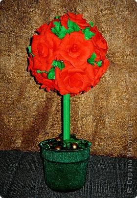 И опять цветочное дерево фото 1