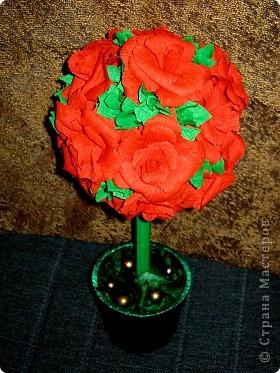 И опять цветочное дерево фото 2