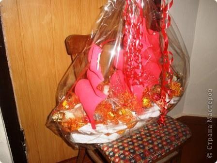 корабльиз конфет фото 3