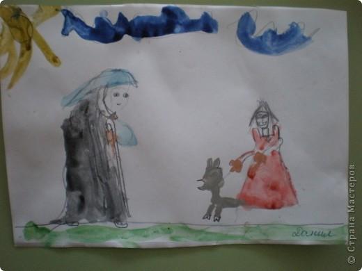 Работа Родионова Романа, 6 лет фото 4