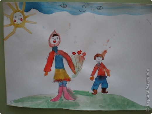 Работа Родионова Романа, 6 лет фото 7