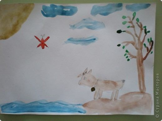 Работа Родионова Романа, 6 лет фото 8