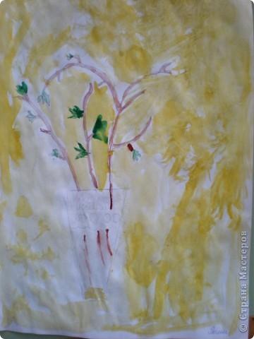 Работа Спиридоновой Арины, 6,5 лет фото 3