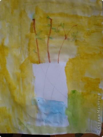 Работа Спиридоновой Арины, 6,5 лет фото 4