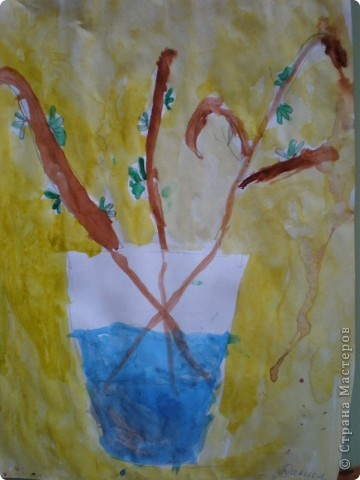 Работа Спиридоновой Арины, 6,5 лет фото 5