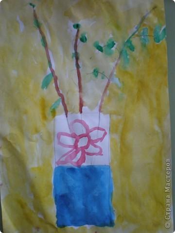 Работа Спиридоновой Арины, 6,5 лет фото 8