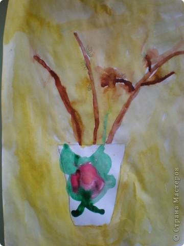 Работа Спиридоновой Арины, 6,5 лет фото 9