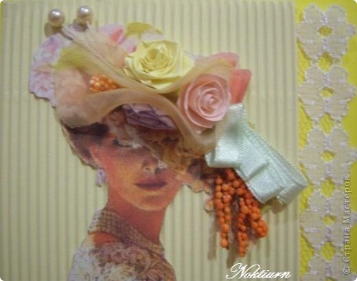 """""""Настоящие мужчины знают толк в настоящих женщинах, а настоящие женщины знают толк в настоящих шляпках..."""" Sue Halstenberg   фото 7"""