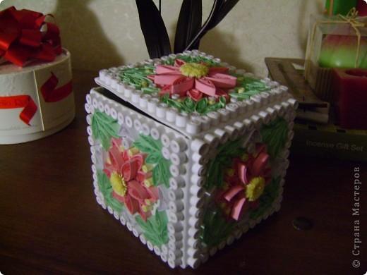 коробочка для всякой ерунды фото 2