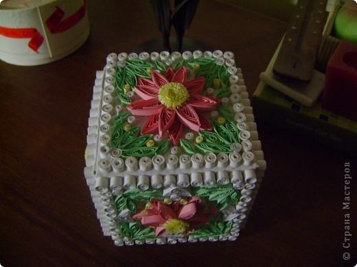 коробочка для всякой ерунды фото 3