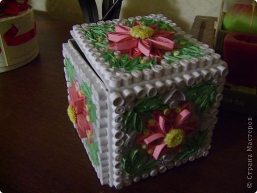 коробочка для всякой ерунды фото 4