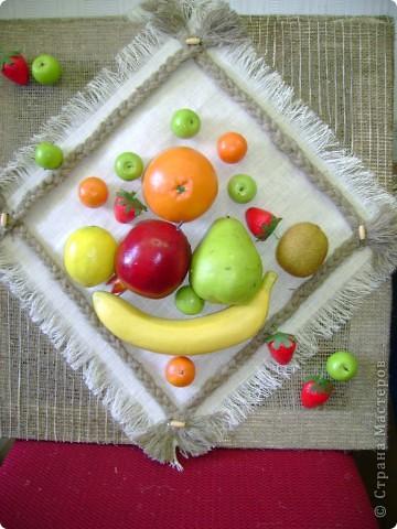 фруктовое панно