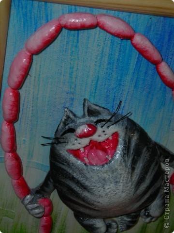 Счастливый кот фото 2