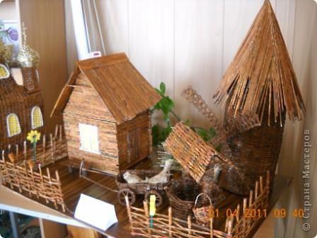 Модульное оригами. Выполнил ученик 9 класса. фото 3