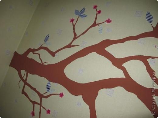 """Моя старшая дочь сказала: """"Хочу, чтобы были деревья, зелень и цветы""""... Боюсь она имела ввиду не то что вышло в итоге. фото 9"""