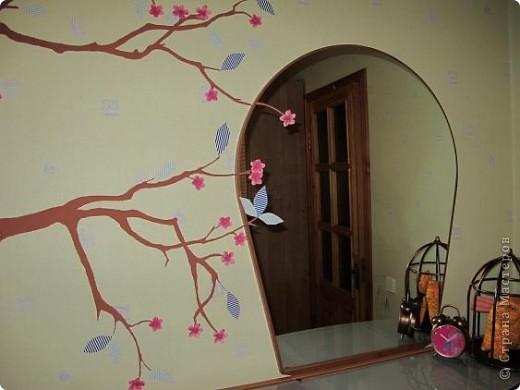 """Моя старшая дочь сказала: """"Хочу, чтобы были деревья, зелень и цветы""""... Боюсь она имела ввиду не то что вышло в итоге. фото 10"""