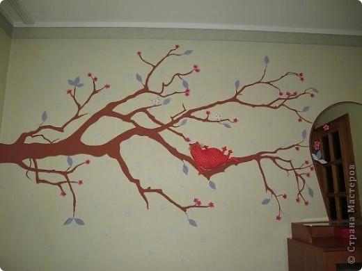 """Моя старшая дочь сказала: """"Хочу, чтобы были деревья, зелень и цветы""""... Боюсь она имела ввиду не то что вышло в итоге. фото 12"""