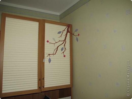 """Моя старшая дочь сказала: """"Хочу, чтобы были деревья, зелень и цветы""""... Боюсь она имела ввиду не то что вышло в итоге. фото 11"""
