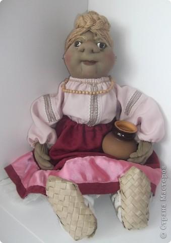 кукла Дуняша фото 1