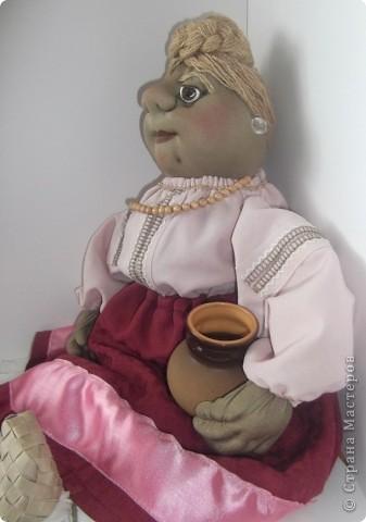 кукла Дуняша фото 2