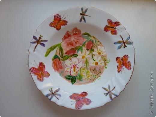 так смотрится эта тарелка при ярком освещении фото 6