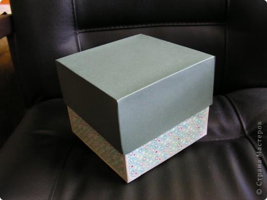"""Подарочная коробочка """"Детские воспоминания"""" фото 6"""
