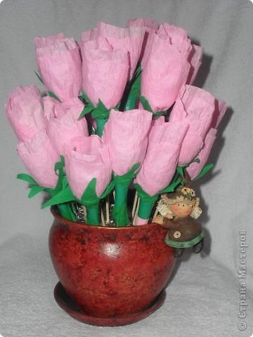 25 роз в подарочек подруге на День рождения