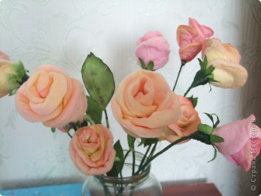 Все мы мечтаем о волшебном букете роз... фото 3