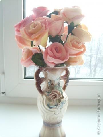 Все мы мечтаем о волшебном букете роз... фото 1