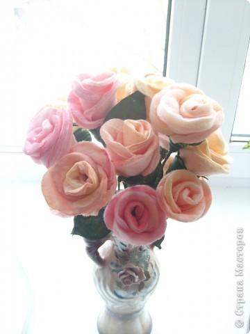 Все мы мечтаем о волшебном букете роз... фото 2