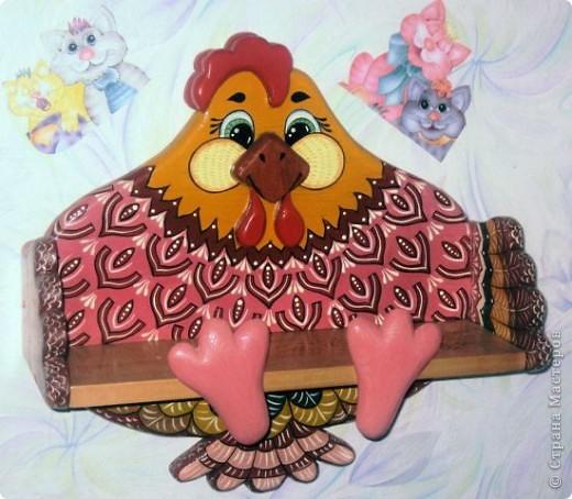 Курица-красавица))) фото 1