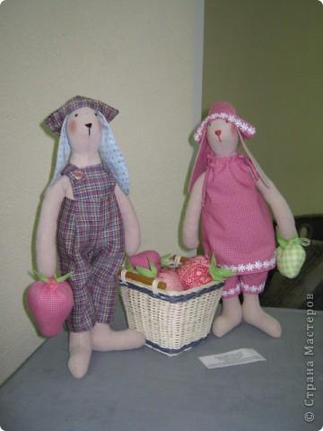 Кролики-садовники заняли 1 место на городском конкурсе фото 1