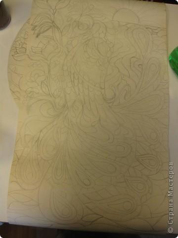 Зеркальное панно Бабочка и Солнышко фото 8
