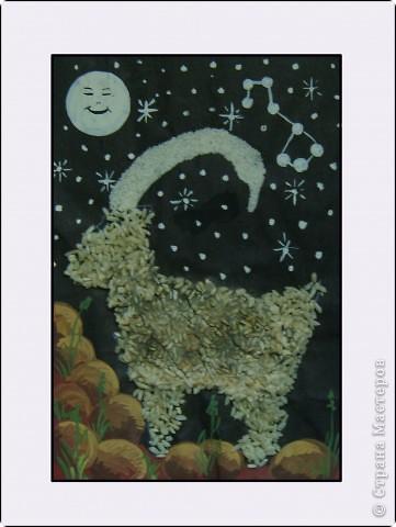 """Коллективная работа учеников прогимназии """"ПЕРЕСВЕТ"""", 40*50, педагог Давыдова И.В. 1-4 классы. Эту работу мои ученики подарили  на пасху Владыке балтийскому Серафиму. фото 6"""