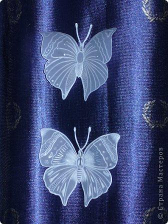 Бабочки-пергамано. (проба пера)