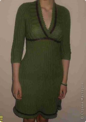 зеленое платье фото 2