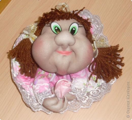 первая кукла Машка))) фото 2