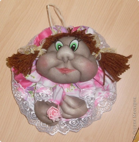 первая кукла Машка))) фото 3