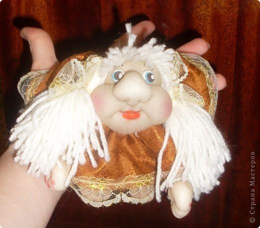 первая кукла Машка))) фото 5
