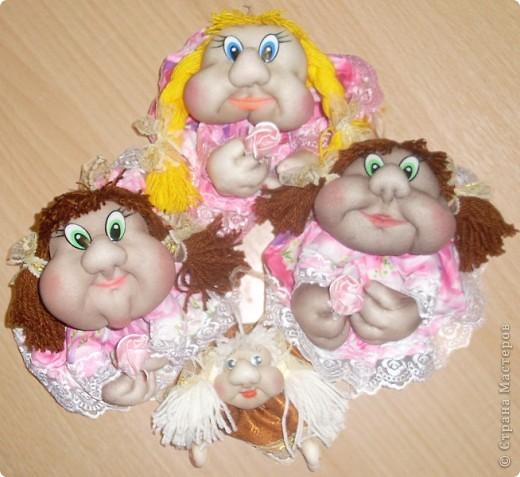 первая кукла Машка))) фото 6