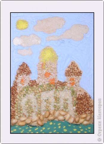 """Коллективная работа учеников прогимназии """"ПЕРЕСВЕТ"""", 40*50, педагог Давыдова И.В. 1-4 классы. Эту работу мои ученики подарили  на пасху Владыке балтийскому Серафиму. фото 4"""