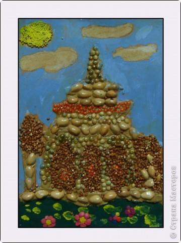 """Коллективная работа учеников прогимназии """"ПЕРЕСВЕТ"""", 40*50, педагог Давыдова И.В. 1-4 классы. Эту работу мои ученики подарили  на пасху Владыке балтийскому Серафиму. фото 3"""