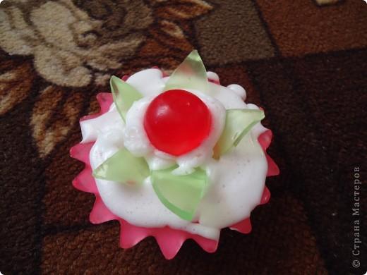 Бело-розовая роза) фото 6