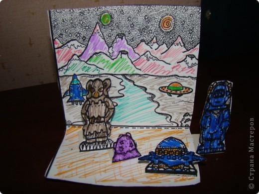 сделали с детками несколько работ к 12 февраля фото 2