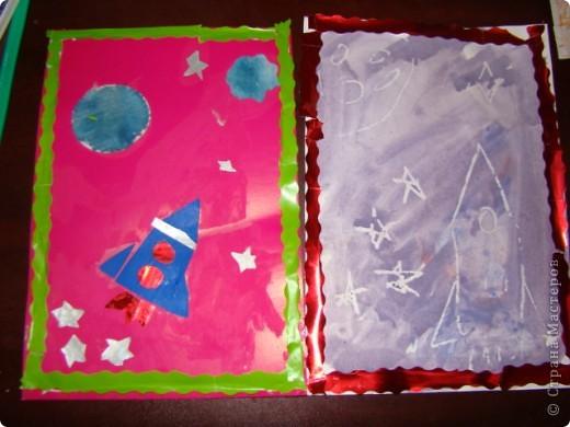 сделали с детками несколько работ к 12 февраля фото 1