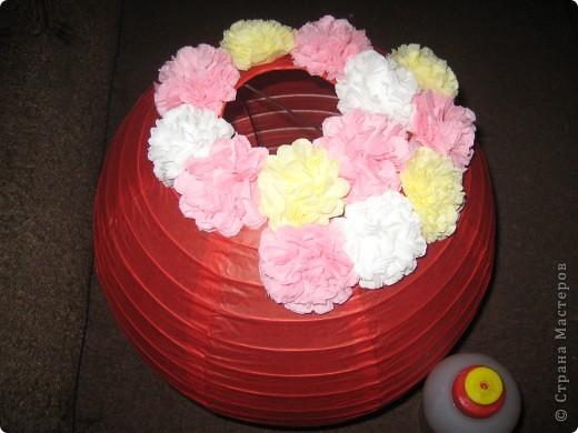 Цветочное бра для любимой внучки. фото 6